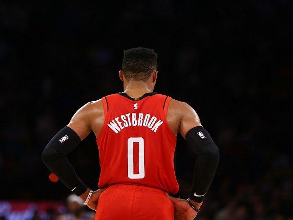 Russell Westbrook punya alasan sendiri keluar dari tim Houston Rockets.