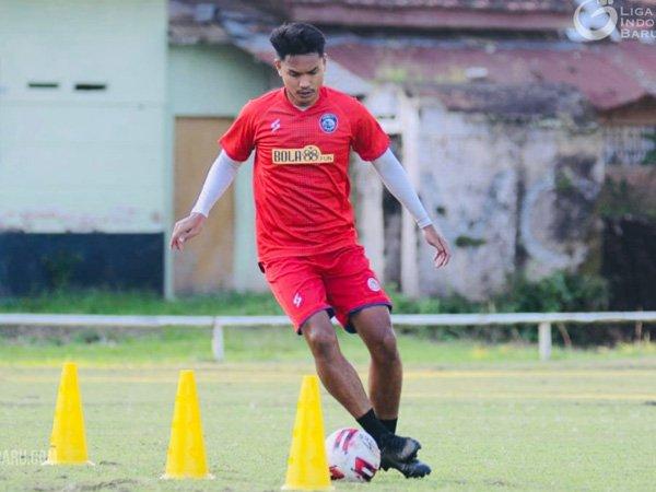 Arema FC lepas Ikhwan Ciptady ke tim Liga 2, Sriwijaya FC