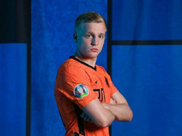 Batal bermain di Euro, Donny van de Beek mengaku kecewa
