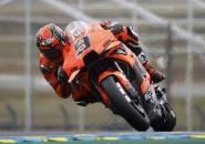 Danilo Petrucci Akui Cukup Puas dengan Sasis Baru KTM