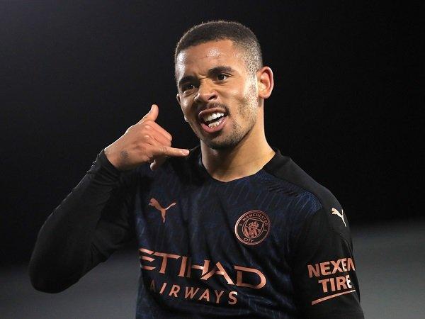 Juventus mungkin bisa meminjam Gabriel Jesus dari Manchester City.