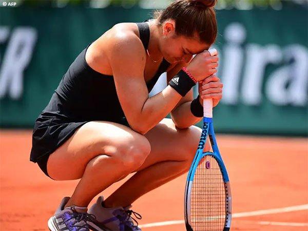 Maria Sakkari melaju ke semifinal French Open 2021