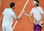 Hasil French Open: Stefanos Tsitsipas Buyarkan Mimpi Daniil Medvedev