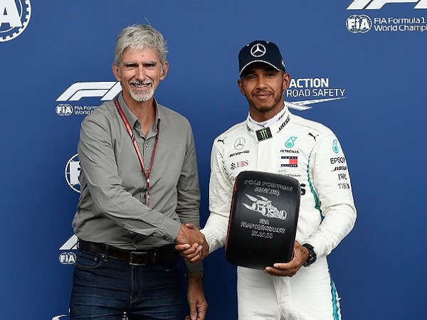 Mercedes, Lewis Hamilton, Damon Hill