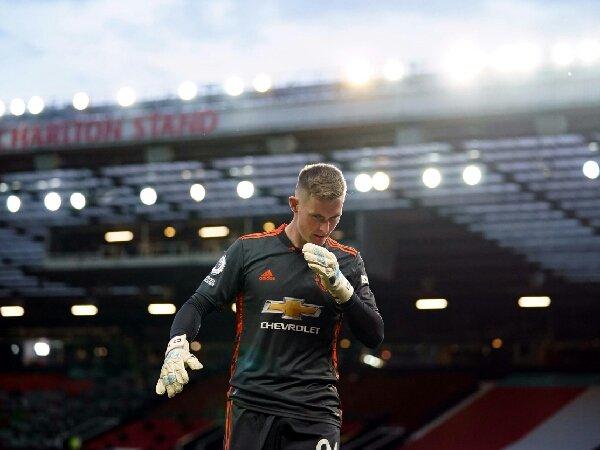 Manchester United siap jual Dean Henderson