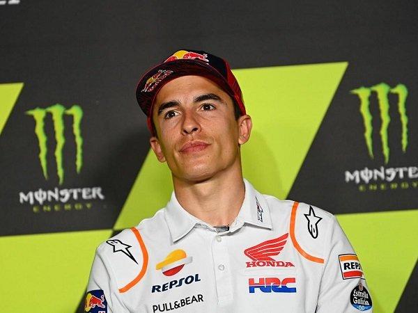 Alberto Puig enggan pasang target tinggi untuk Marc Marquez di GP Jerman.