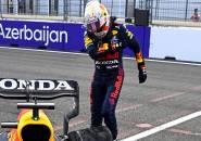 Max Verstappen Masih Belum Terima Kenyataan Dirinya Gagal Finis di Baku