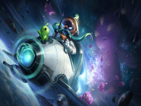Riot Games Luncurkan Skin Astronaut Baru untuk Empat Champion LoL
