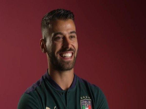Leonardo Spinazzola mengaku sudah tidak sabar untuk memperkuat Timnas Italia di Piala Eropa tahun ini / via FIGC