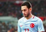 Tawaran Menggiurkan Qatar Menanti, AC Milan Bersiap Hidup Tanpa Calhanoglu