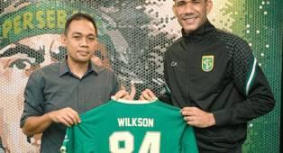 Wilkson Ungkap Alasannya Pilih Nomor Punggung 84 Di Persebaya Surabaya