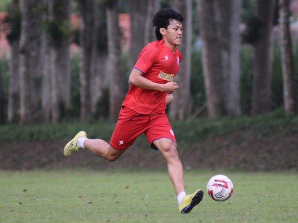 Feby Eka Putra resmi jadi pemain Arema FC