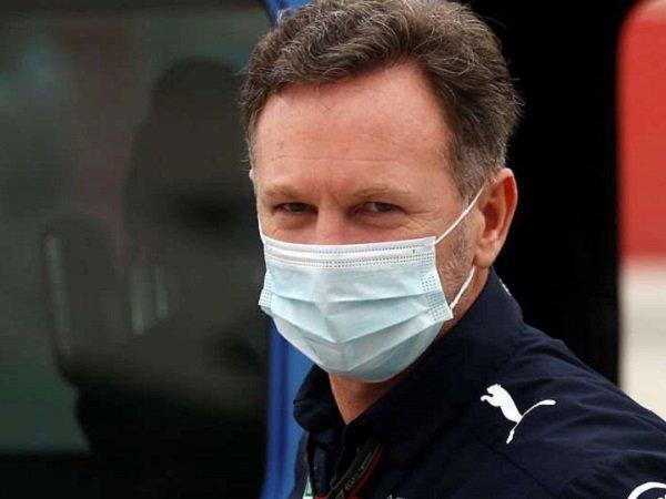 Bos Red Bull Racing, Christian Horner.