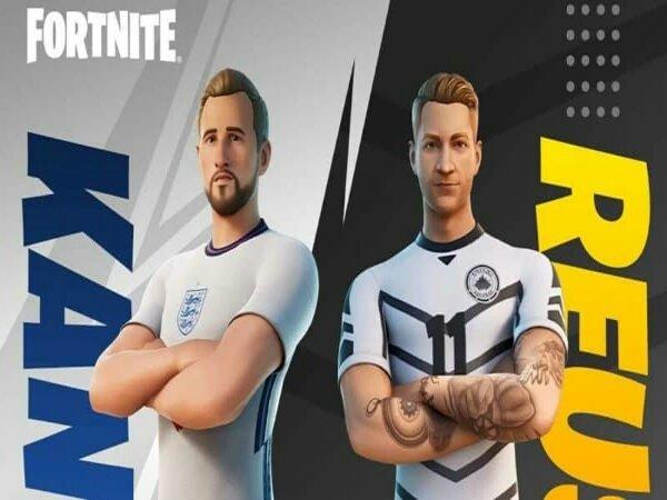 Harry Kane dan Marco Reus Bergabung ke Fortnite Icon Series