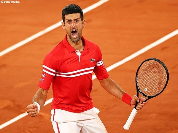 Novak Djokovic hadang Rafael Nadal di semifinal French Open 2021