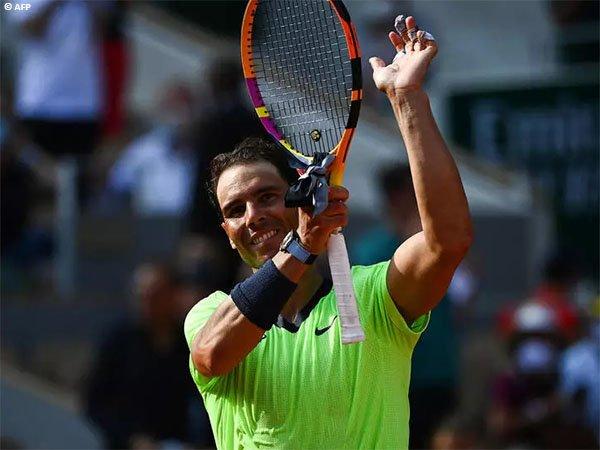 Rafael Nadal jadi semifinalis French Open untuk kali ke-14