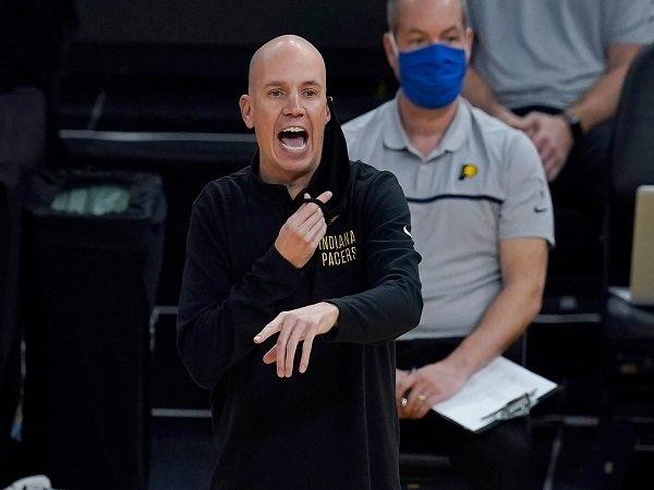 Nate Bjorkgren dipecat Indiana Pacers hanya dalam semusim.