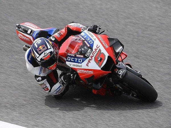Johann Zarco kurang puas karena gagal menang di GP Catalunya.