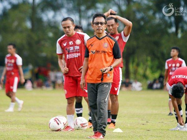 Pelatih fisik Persiraja Banda Aceh, Irwansyah
