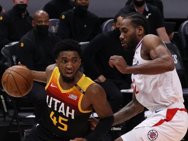 Bintang Utah Jazz, Donovan Mitchell.
