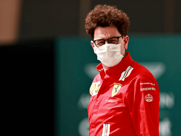 Pencapaian Leclerc dan Sainz di Baku belum cukup buat bos Ferrari senang.