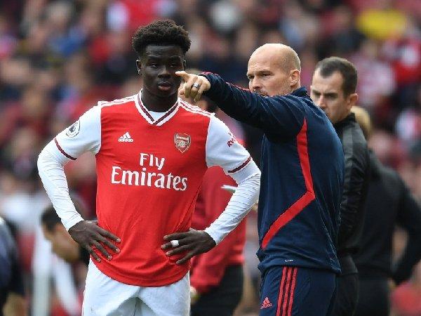 Freddie Ljungberg mengawasi perkembangan Bukayo Saka di Arsenal