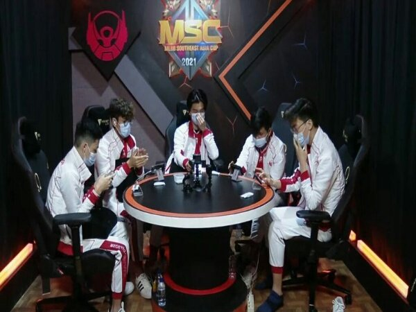 Mainkan The Winning Team, Bigetron Alpha Singkirkan Todak dari MSC 2021
