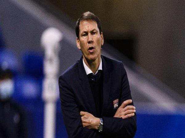Nama eks pelatih AS Roma yaitu Rudi Garcia, masuk dalam radar Everton untuk mengisi kursi kepelatihan tim yang tengah kosong / via AFP