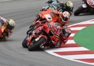 Melempem di MotoGP Catalunya, Francesco Bagnaia Akui Salah Pilih Ban