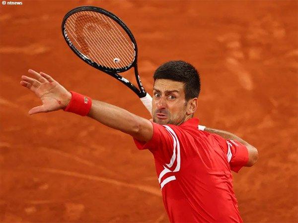 Novak Djokovic tantang Rafael Nadal di semifinal French Open 2021