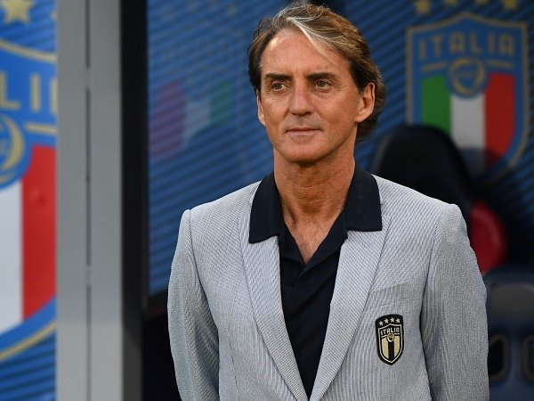 Jelang Piala Eropa 2020, Roberto Mancini percaya diri dengan Italia.