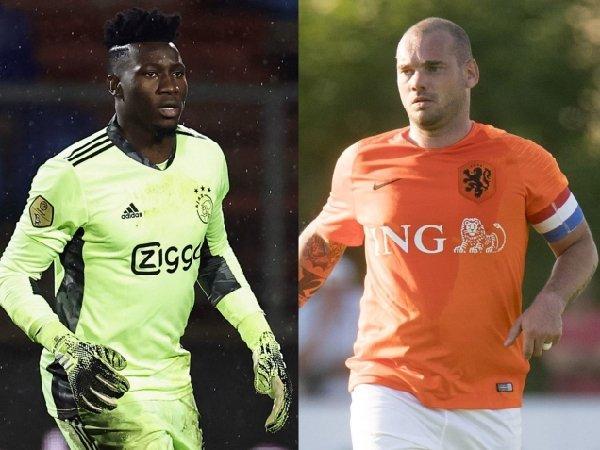 Andre Onana dihubungkan dengan Arsenal