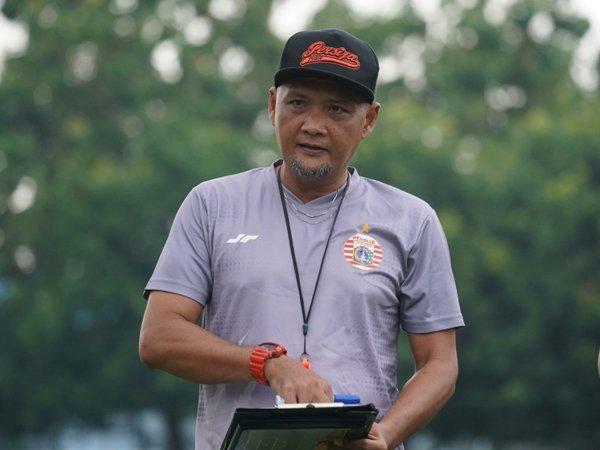Asisten pelatih Persija Jakarta, Sudirman