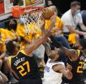 Ungguli Clippers 2-0, Utah Jazz Tak Mau Berbesar Kepala