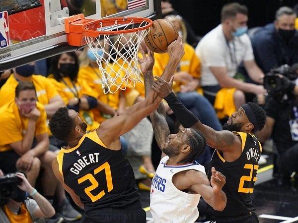 Utah Jazz tetap merendah walaupun menang di dua game awal lawan L.A Clippers.