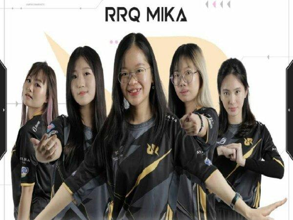 UniPin Ladies: RRQ Mika Susul Belletron Era dan EVOS Lynx ke Babak Playoff