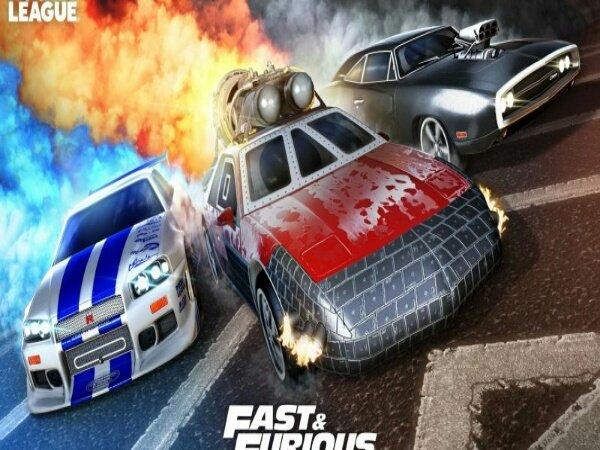 Usai Absen Empat Tahun, Fast & Furious Kembali ke Rocket League