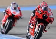 Bersaing Ketat, Francesco Bagnaia Yakin Rider Ducati Tak Akan Saling Sikut
