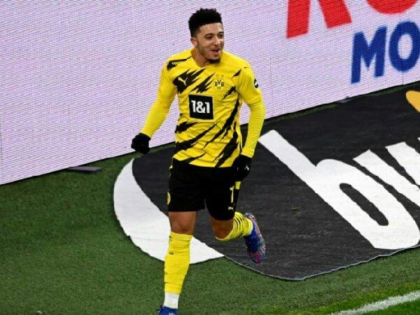Borussia Dortmund takkan turunkan harga jual Jadon Sancho