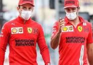Charles Leclerc Sebut Hubungannya dengan Sainz dan Vettel Berbeda