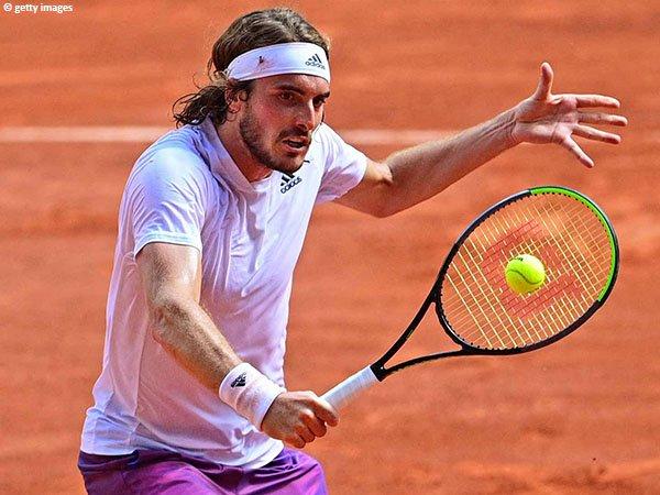 Stefanos Tsitsipas melenggang ke final French Open 2021