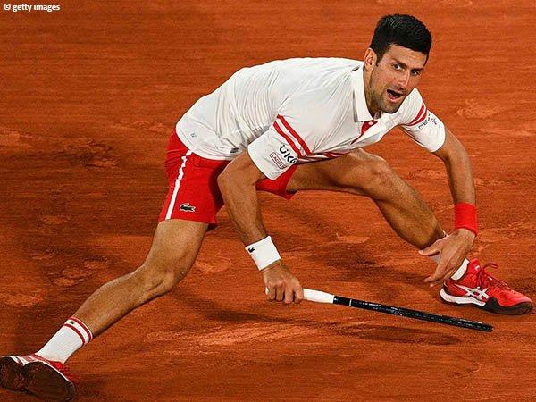 Novak Djokovic melenggang ke final French Open 2021