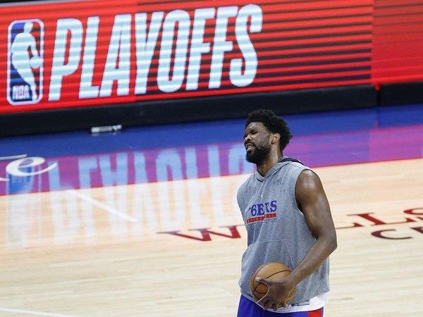 Joel Embiid akan lakukan apa saja untuk bantu 76ers jadi juara.