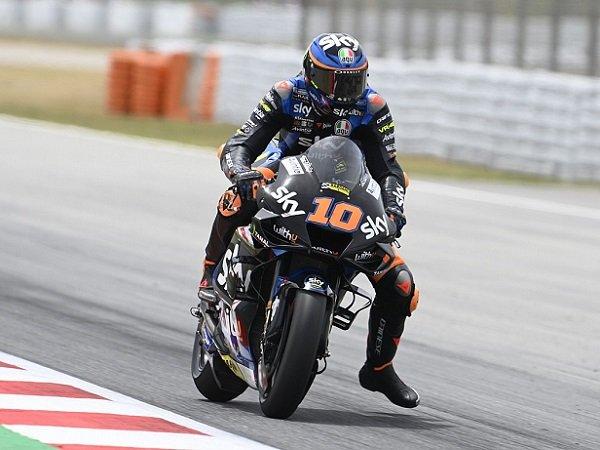 Luca Marini Ungkap Perbedaan Desmosedici GP 19 dan GP 21