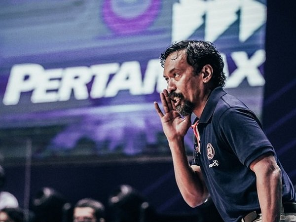Pelita Jaya Bakrie Jakarta resmi berpisah dengan Ocky Tamtelahitu. (Images: IBL)