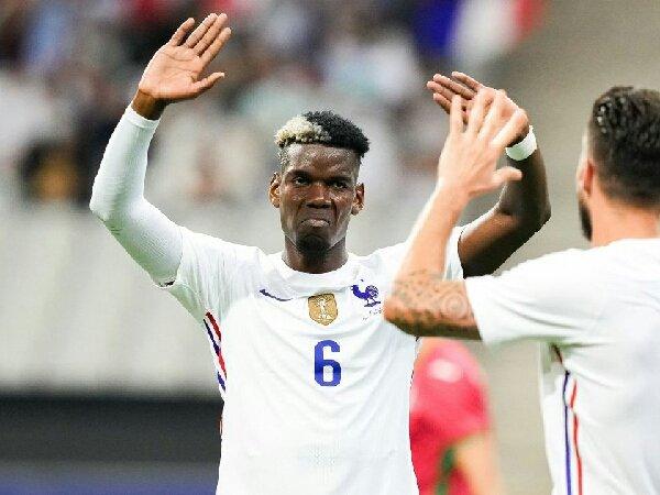 Paul Pogba diklaim lebih hormati timnas Prancis daripada MU