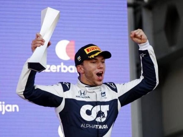 Penasihat Red Bull Tepis Rumor Soal Kembalinya Pierre Gasly