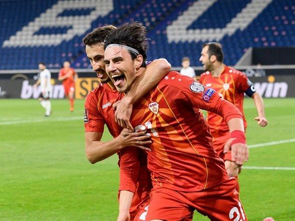 Makedonia Utara dan Austria berhadapan di laga perdana mereka di Piala Eropa 2020.
