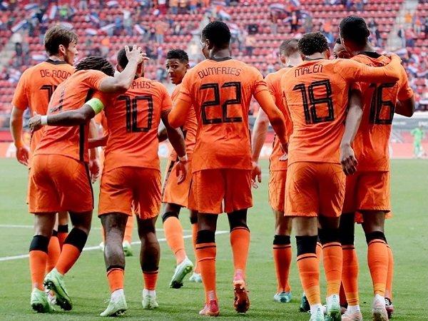 Belanda berhadapan dengan Ukraina di pertandingan perdana Piala Eropa 2020.