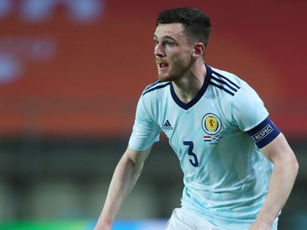 Robertson Jelaskan Perasaannya Jadi Kapten Skotlandia